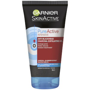 Garnier Skin Naturals Pure Active Charcoal Scrub