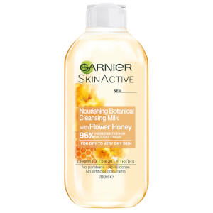 Garnier Skin Naturals Cleansing Milk Honey
