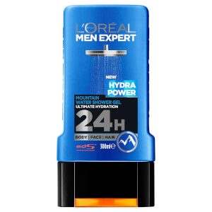 L'Oréal Paris Men Expert Hydra Power Shower Gel 300ml - AU