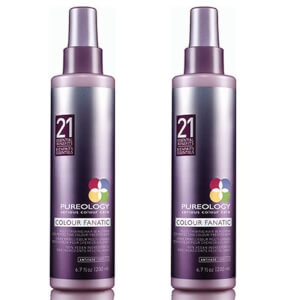 Pureology Colour Fanatic duo di spray per capelli colorati 200 ml