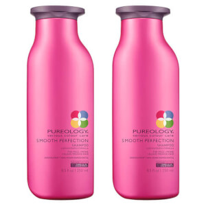 Pureology Smooth Perfection Colour Care Shampoo Duo 250ml