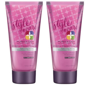 Dúo styler Dual Infusion Smooth Perfection de Pureology (150 ml)