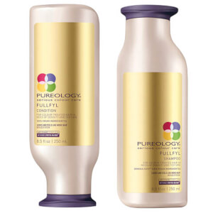 Shampoo e Condicionador para Cabelos Pintados Fullfyl Colour Care Duo da Pureology 250 ml