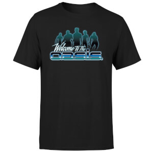 T-Shirt Homme Ready Player One Welcome To The Oasis - Noir