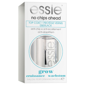 essie Care No Chips Ahead Top Coat