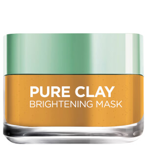 L'Oreal Paris Clay Yellow Mask Brightening