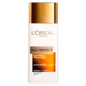 L'Oréal Paris Age Perfect Anti-Fatigue Cleansing Milk 200ml