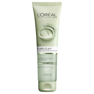 L'Oreal Paris Pure Clay Foam Purifying