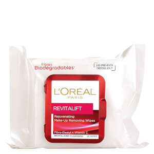 L'Oréal Paris Revitalift Cleansing Wipes Pack - AU