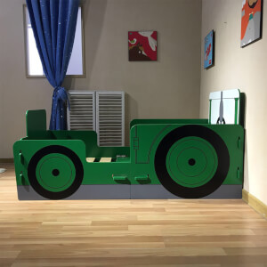 Kidsaw Tractor Ted Junior Bed