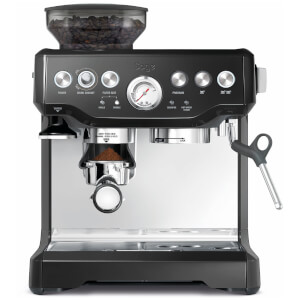 Sage BES875BKS the Barista Express Coffee Machine - Black