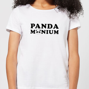 Pandamonium Women's T-Shirt - White