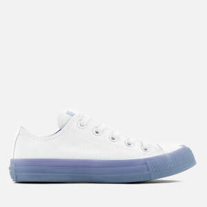 Converse Women's Chuck Taylor All Star Ox Trainers - White/Twilight Pulse