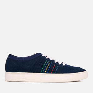 PS by Paul Smith Men's Doyle Knitted Trainers - Dark Navy