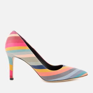 Paul Smith Women's Swirl Court Shoes - Swirl