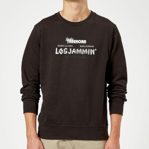 The Big Lebowski Logjammin Sweatshirt - Black