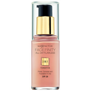 Max Factor Facefinity 3 in 1 All Day Flawless Foundation - 80 Bronze