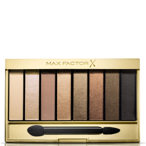 Max Factor Masterpiece Nude Palette - 02 Golden Nudes