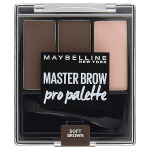 Maybelline Brow Pro Palette - Soft Brown 3.4g