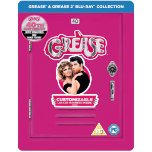 Grease 40th Anniversary - Zavvi Exclusive Limited Edition Steelbook