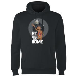 Sudadera E.T. el extraterrestre Phone Home - Hombre - Negro