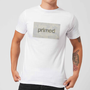 Primed Vision T-Shirt - White