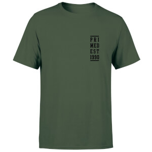 Primed Pri T-Shirt - Forest Green
