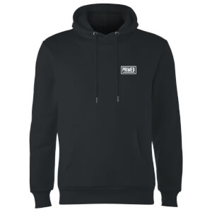Primed Guardian Hoodie - Black