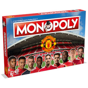 Monopoly - Manchester United 2017/2018 Edition