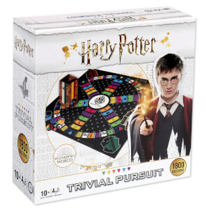 Trivial Pursuit Game - Harry Potter Ultimate Edition