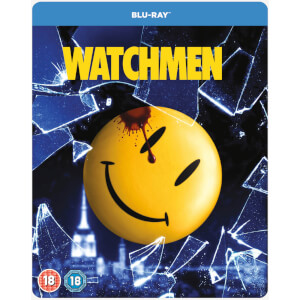 Watchmen - Zavvi Exclusive Limited Edition Steelbook