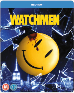 Watchmen - Die Wächter Zavvi Exklusives Limited Edition Steelbook