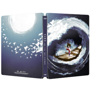 Kubo and the Two Strings - Zavvi Exclusive Limited Edition Steelbook