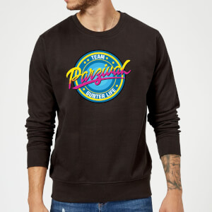 Sudadera Ready Player One Team Parzival - Hombre - Negro