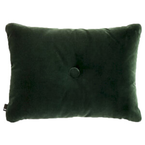HAY Dot Cushion - Dark Green