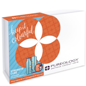 Pureology Strength Cure Duo Pack (Worth $79.90)