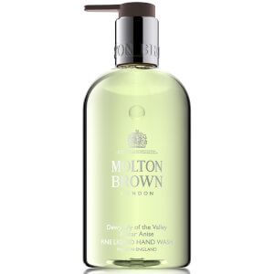 Molton Brown Dewy Lily of the Valley and Star Anise Fine Liquid Hand Wash 300ml