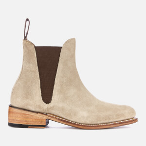 Grenson Women's Nora Suede Chelsea Boots - Maple