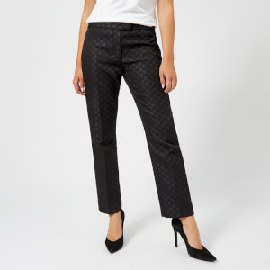 PS Paul Smith Women's Spot Trousers - Black