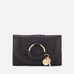 See By Chloé Women's Hana Small Wallet - Black