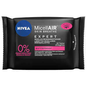NIVEA MicellAir Skin Breathe Expert Reinigungstücher