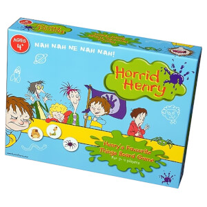 Horrid Henry Game