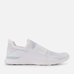 Athletic Propulsion Labs Women's Techloom Bliss Trainers - White/Steel Grey