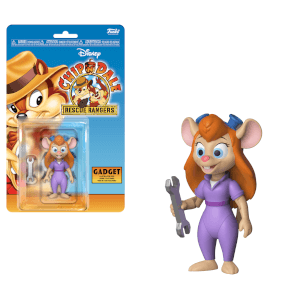 Disney Afternoon Gadget Action Figure