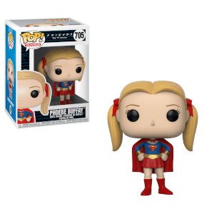 Friends Superhero Phoebe Funko Pop! Vinyl