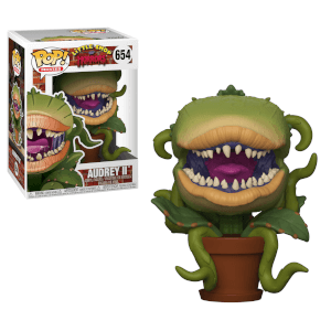 Little Shop of Horrors Audrey II Funko Pop! Vinyl