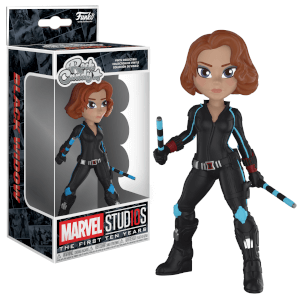 Marvel Black Widow Rock Candy Vinyl Figure