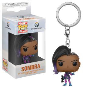 Porte-Clés Pocket Pop! Sombra - Overwatch