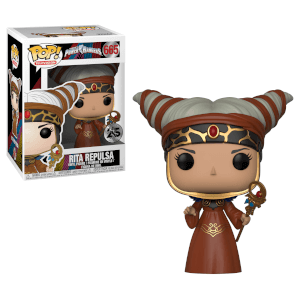 Power Rangers Rita Repulsa Pop! Vinyl Figur