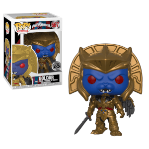 Figura Funko Pop! Goldar - Power Rangers